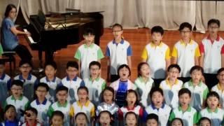 2016 華藝表演 歌詠 shinning friends