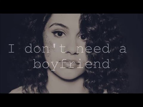 Alessia Cara  - Here (HD Lyric video)