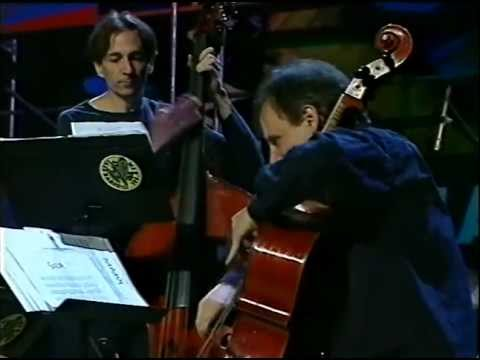 John Zorn's Masada String Trio - Warsaw Summer Jazz Days, Poland, 1999-06-25 (full)