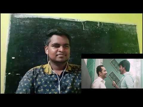 Velaikkaran - Official Teaser[reaction] -...