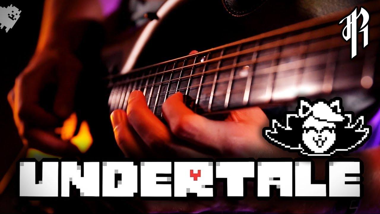 Download Undertale: Mad Mew Mew - Metal Cover || RichaadEB