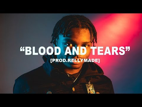 "[FREE] Lil Tjay x A Boogie Type Beat 2020 ""Blood And Tears"" 