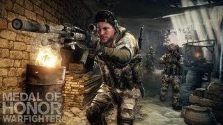 Medal of Honor: Warfighter - PC Multiplayer Gameplay