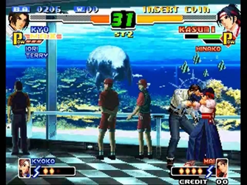 Image result for King of Fighters 2000,