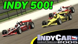 THE INDY 500 -- IndyCar Series 2005 -- 60FPS
