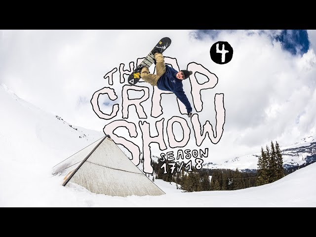 The Crap Show 2018 #4 LAAX