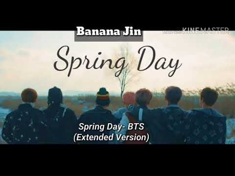 BTS - Spring Day (EXTENDED VERSION)
