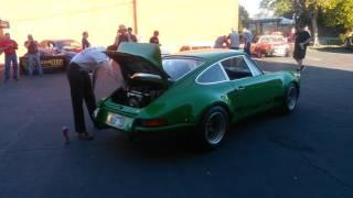 Pelican Parts 1973 911 RSR Clone Start Up
