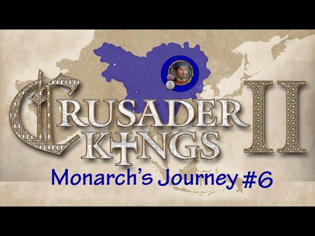 Monarch's Journey: Liao Jun, Crusader Kings II: Part 6