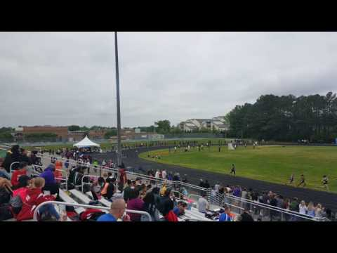La Plata High School Girls Track - 800 Open SMAC