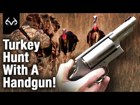 Turkey Hunting With A Pistol