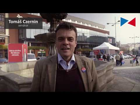 Czernin: Jděte volit, jde o naši svobodu
