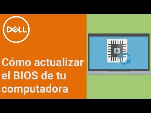 Cómo actualizar el BIOS de tu computadora