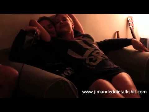 Jason Auer gets a lap dance from Kayden Kross