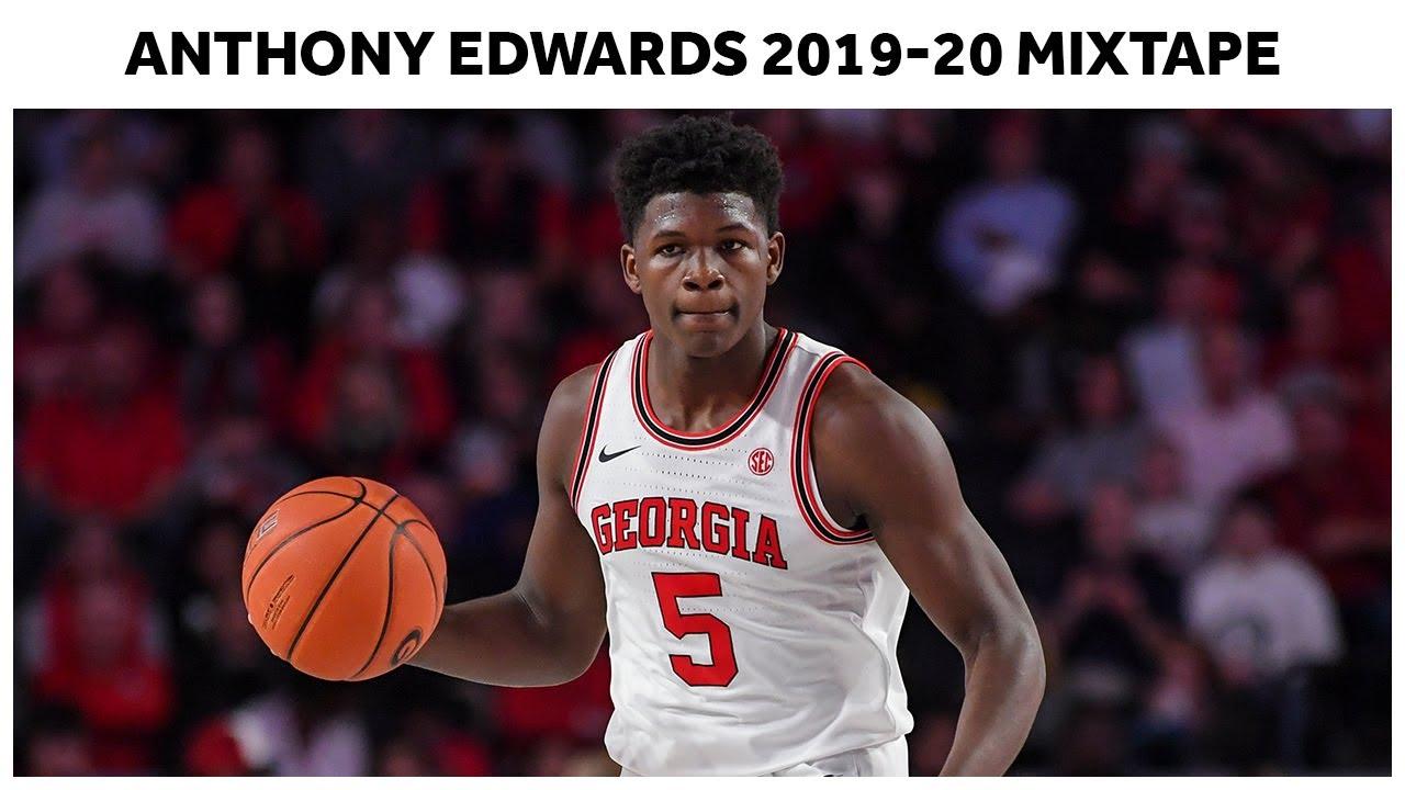 Anthony Edwards Is NBA READY - Future No. 1 Pick?