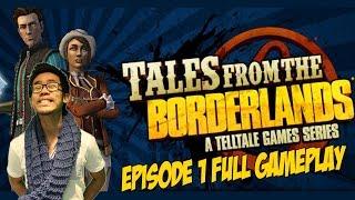 TALES FROM THE BORDERLANDS - Episode 1: Zer0 Sum - UN NOUVEAU STORY TELLING! ♥