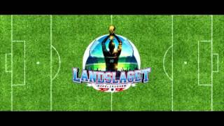 DJ Kalle - LANDSLAGET 2016 (feat. Haug)