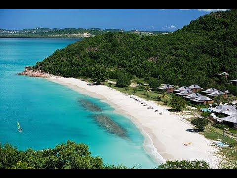 Hermitage Bay - All Inclusive-Antigua Saint John's, Antigua & Barbuda Official Video