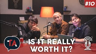 #10 Passion, Hard Work & What's REALLY Worth It (ft Steven Lim)