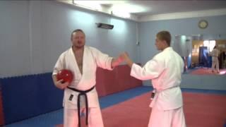 Рукопашный бой. Базовое обучение.