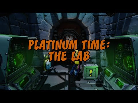 The Lab Platinum Time