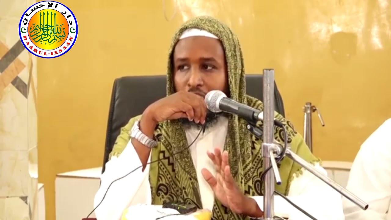 Download Salafiyiintu ma xisbi ka mida axsaabta dacawigee jira?   Sh.Xasan Kaafi Cilmi -  حفظه الله -