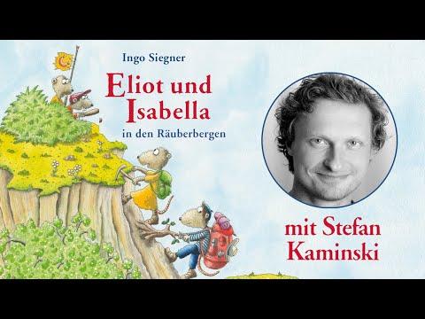 Eliot und Isabella in den Räuberbergen YouTube Hörbuch Trailer auf Deutsch