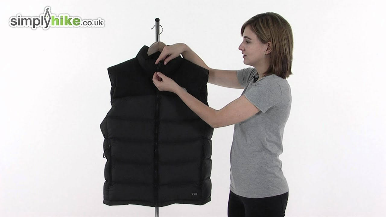 The North Face Mens Nuptse 2 Vest - www.simplyhike.co.uk - YouTube 8ab9776a5