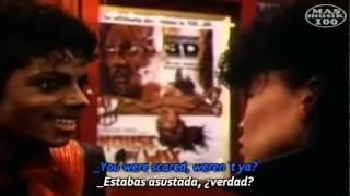 Michael Jackson- Thriller (Subtitulado Esp.+ Lyrics) Vídeo Oficial Completo