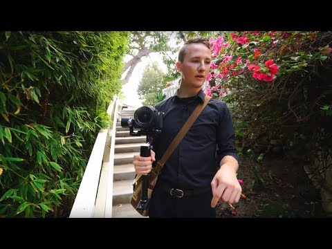 Wedding Filmmaking Behind the Scenes - Helen & Alain's Wedding