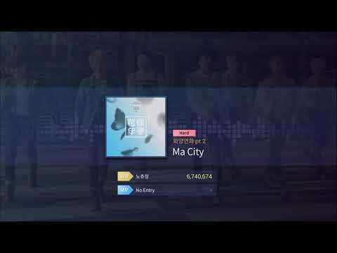 [Superstar BTS Hard Mode] Ma City