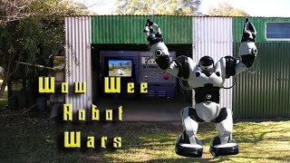 wow wee robot wars