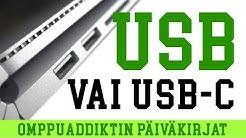 Kuinka tärkeä USB-portti on vielä nykypäivänä?