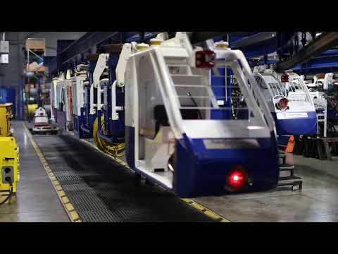 Minetrans® Electric Monorail