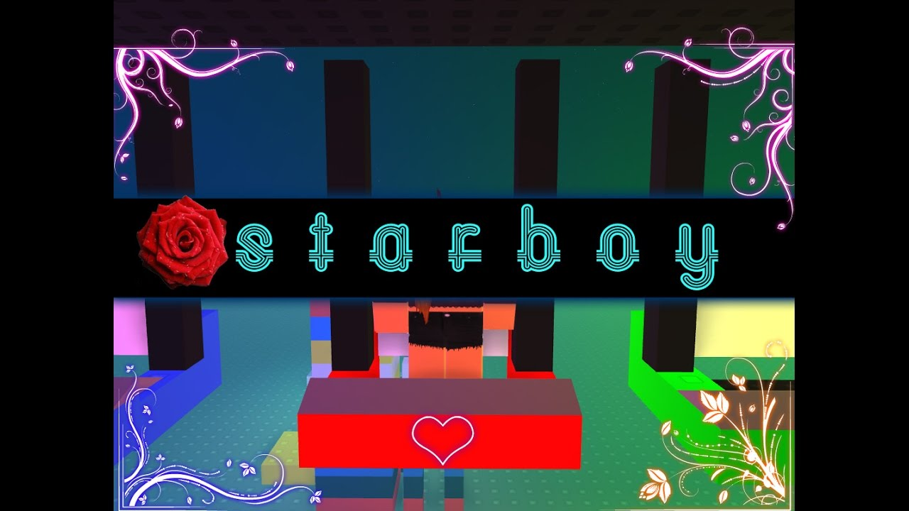 Starboy Roblox Mg