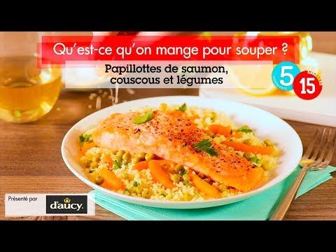papillotes-de-saumon,-couscous-et-légumes