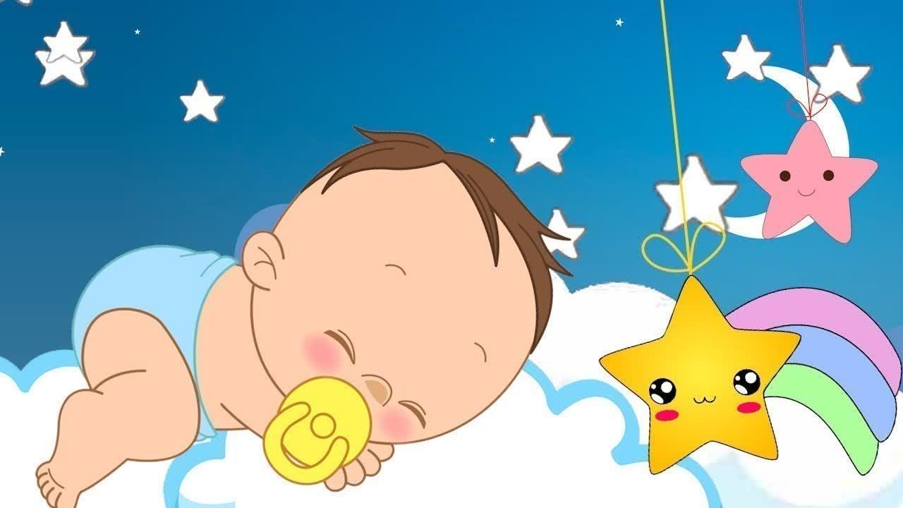 Tidur Bayi Musik ♫ Classical untuk Bayi - lagu pengantar tidur bayi 2019 - Musik Bayi Cerdas ...