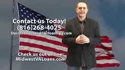 VA Home Loans Kansas City KS | Midwest VA Loans | Darren Copeland