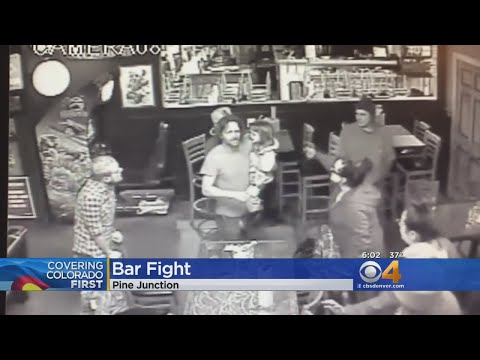 Dad Charged With Child Abuse In Bar Fight; Search For 3rd Suspect