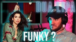 MUSICIAN REACTS TO Dua Lipa - Break My Heart