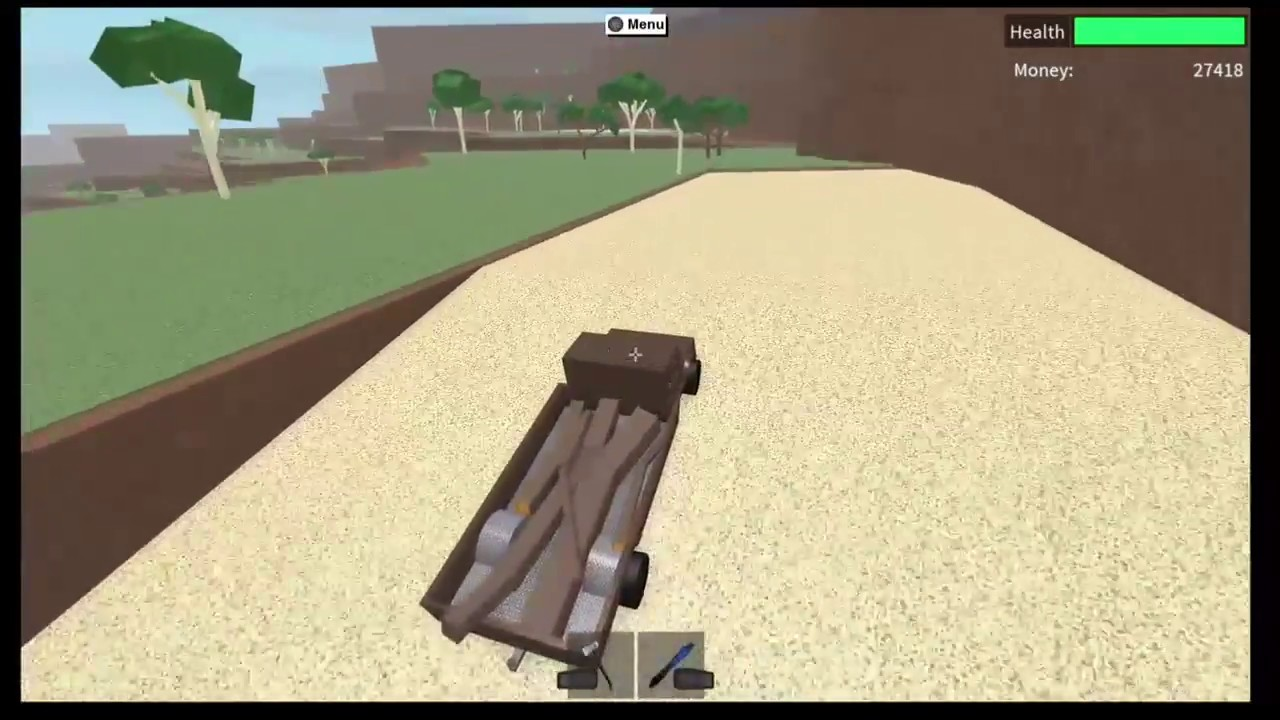 HOW TO GET GOLD WOOD WITH YOUR TRUCK! [LUMBER TYCOON 2 ...