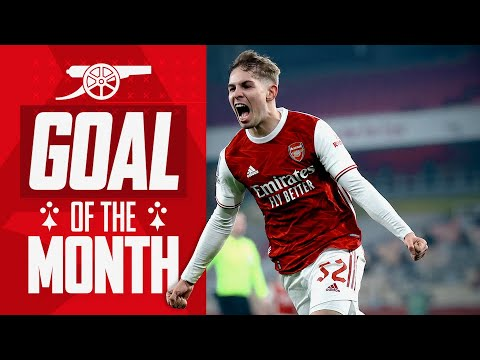 Who scored Arsenal's best goal in January?   Tierney, Saka, Miedema, Aubameyang, Balogun