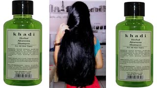 Best Shampoo for Hair Growth Khadi Shampoo Neem and Aloevera Shampoo