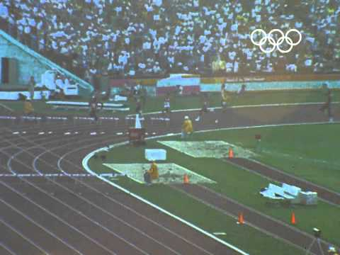 Edwin Moses is once again unbeatable - Los Angeles 1984 Olympic Games