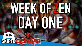 Zen Pinball 2: Best and Worst Tables [Day 1] - Week of Zen