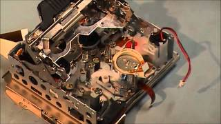 how to repair a jvc gy hd251 tape deck pt 5
