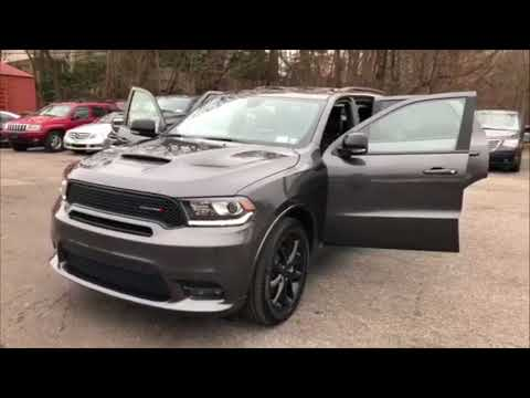 2018 Dodge Durango R/T...Delivered!