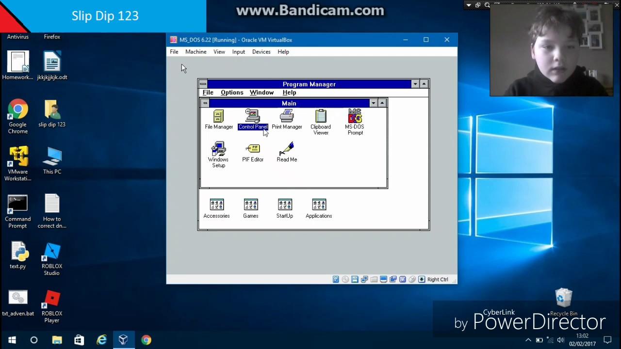 Virtualbox: Soundblaster driver