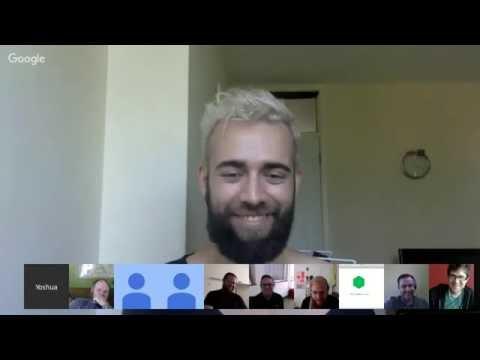 """Template tags/choo/bel/yo-yo (""""TCBY stack"""") community live video hangout"""