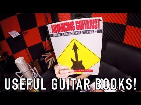Useful Guitar Books!
